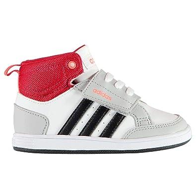 newest a1359 dddbb Bébé Pas Mid Pour Hoops garçon Adidas Chaussures Inf Premiers Cmf RqOpcx1wF