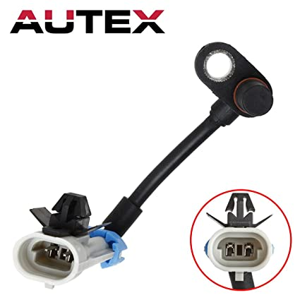 AUTEX ABS Wheel Speed Sensor Front Left/Right 96626078 ALS1748 compatible with 2007-2009