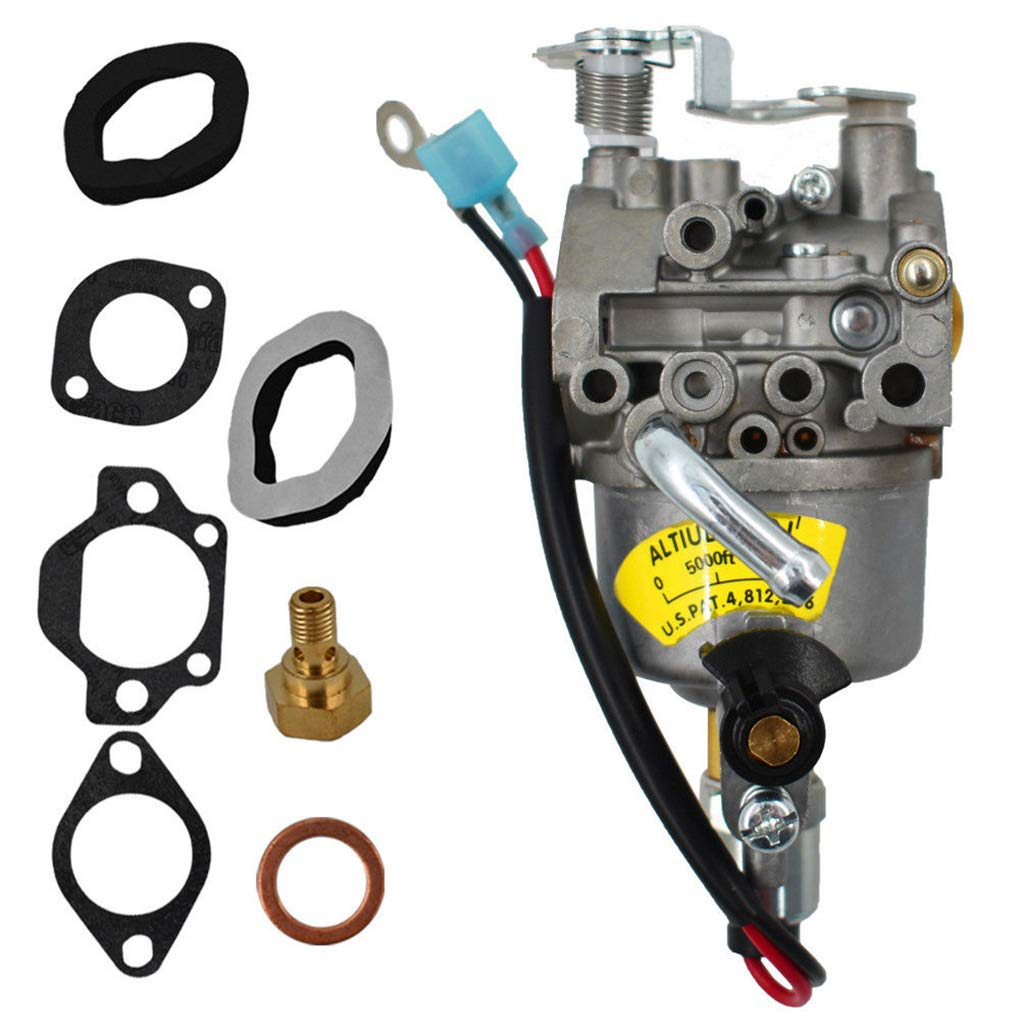 Topker Carburetor Replacement for Onan Cummins A041D736 Come with Gasket Generator Engine Accessories by Topker (Image #5)