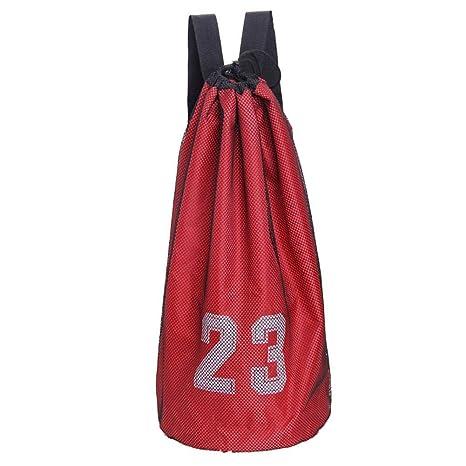 Bolsa de fútbol mochila de almacenamiento deportiva, bolsa con ...
