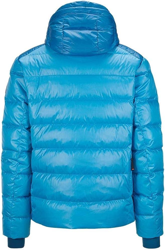 Ice Mens Lasse3-D I Blau Bogner Fire Farbe Glacial Blue Gr/ö/ße 50 Herren Daunen Freizeitjacke