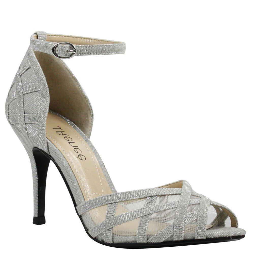 J.Renee Womens Mataro B01N1V6PV3 10 W US Silver