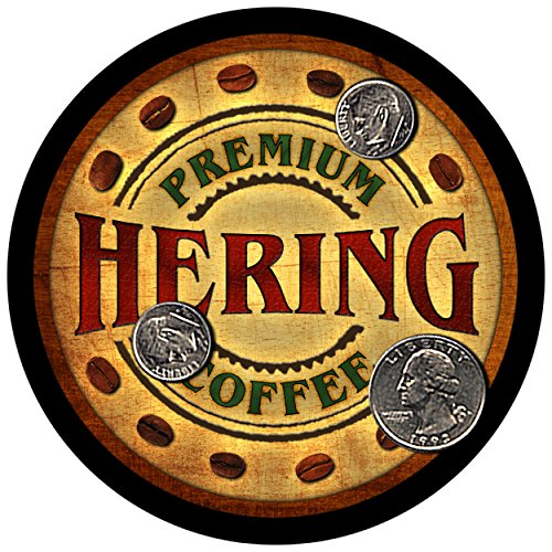 hering-family-coffee-rubber-drink-coasters-set-of-4