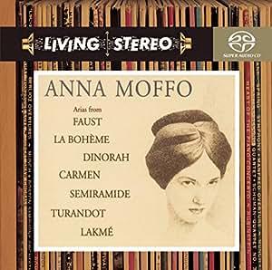 Arias From Faust; La Boheme; Dinorah; Carmen