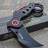 Tac-Force Tactical Pocket Knives Black Blade