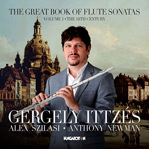Great Book of Flute Sonatas: The 18th Century Vol 1