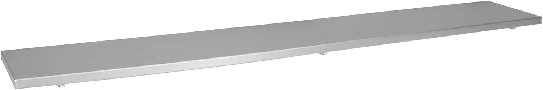 RecPro 48 Inch Concession Shelf | NSF Material | Drop Down Folding Shelf | Serving Food Shelf | Food Stand Serving Shelf