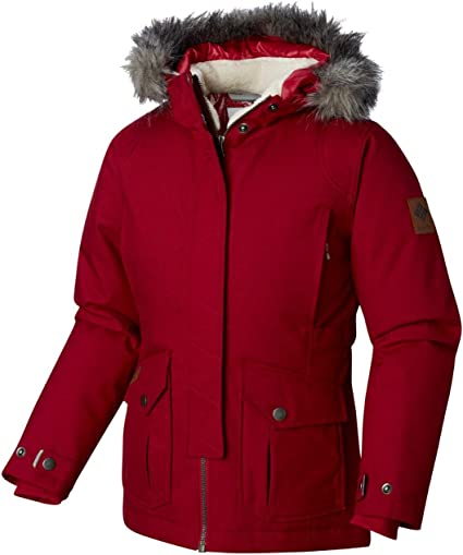 Columbia Barlow Pass 600 TurboDown Jacket Veste Fille