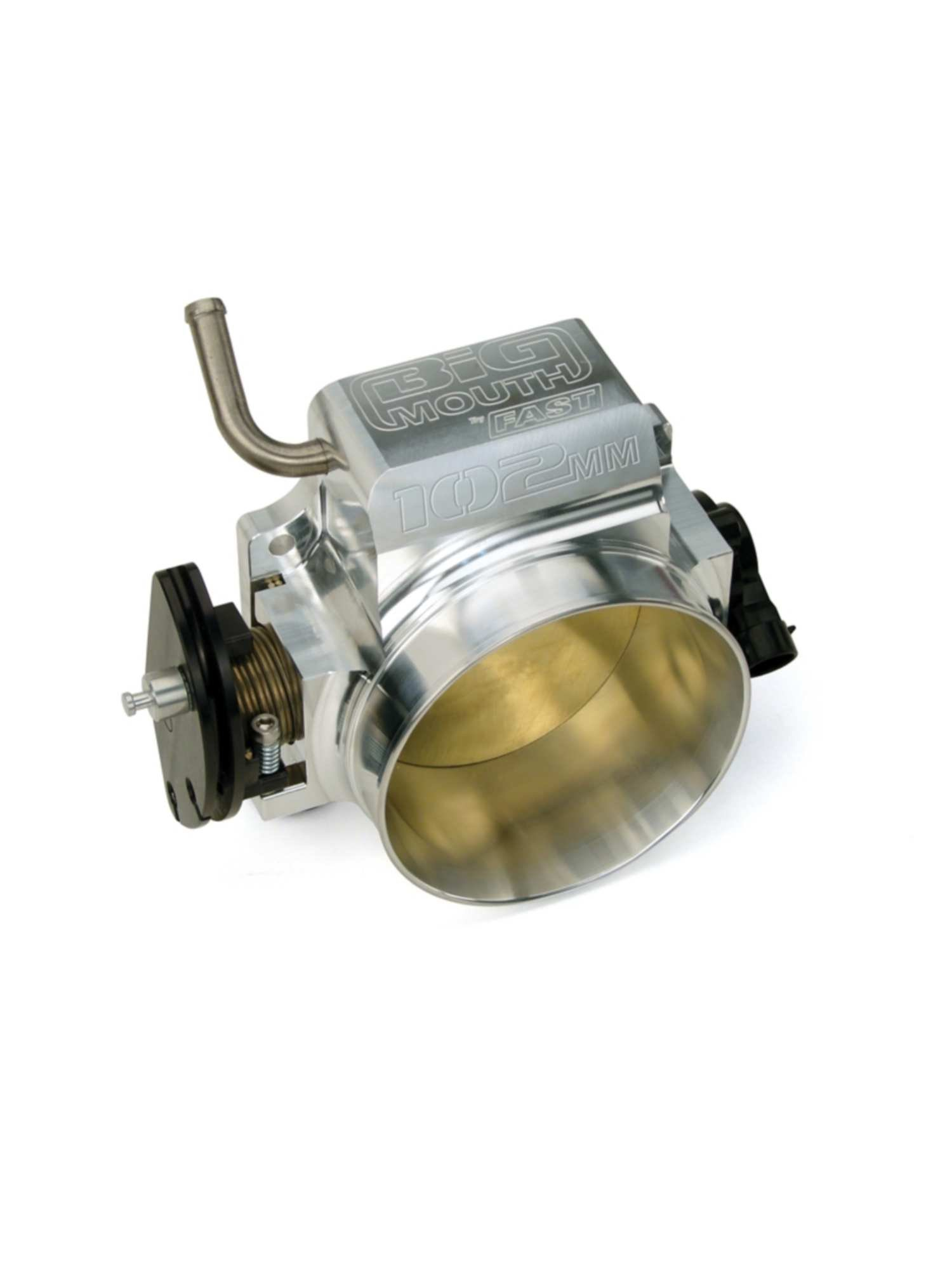 Fast 54103 102mm Big Mouth Throttle Body with TPS for LS Applications by FAST (Image #1)