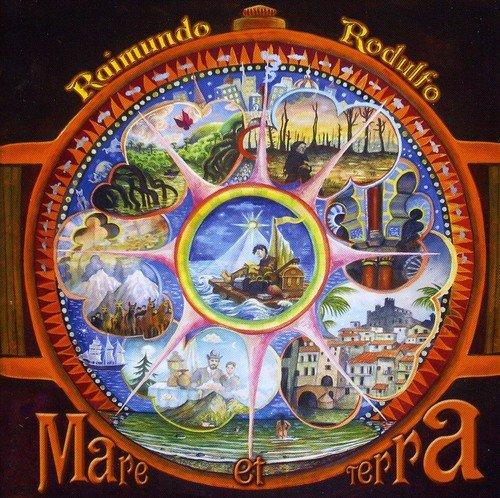 CD : Raimundo Rodulfo - Mare Et Terra (CD)