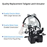 WMPHE Integrated Liftgate Lock Actuator for