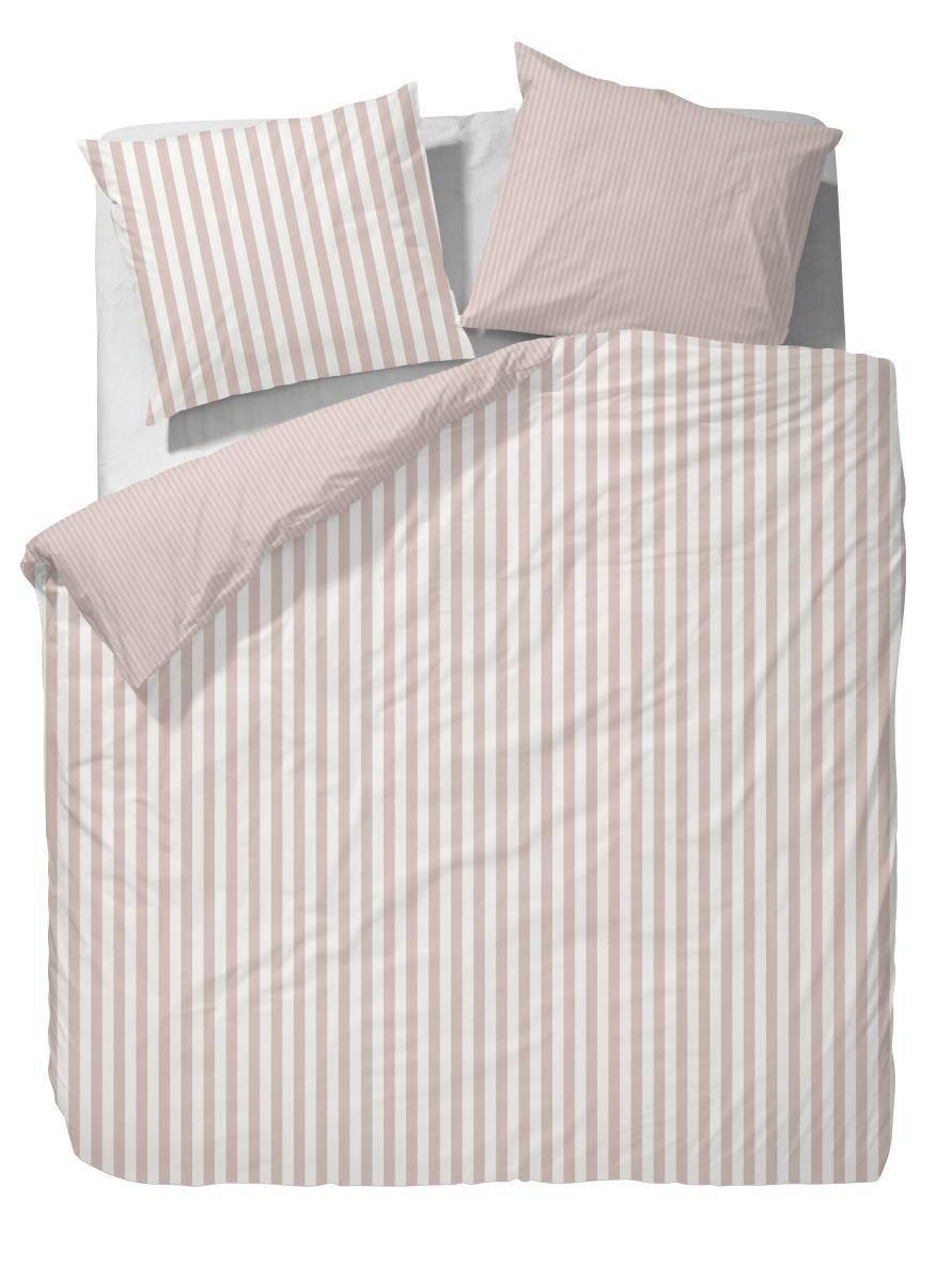Marc Opolo Classic Stripe Bettwäsche 240x220 2x80x80 Grey Amazon