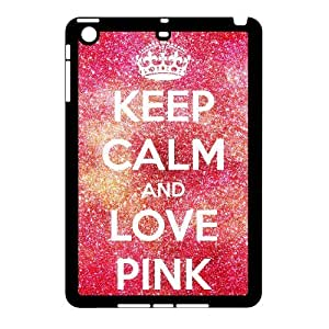 LZHCASE Diy Love Pink Phone Case For iPad Mini [Pattern-1]