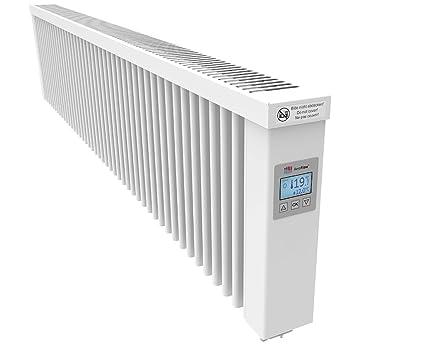 Thermotec HFD014 - Calefacción eléctrica con núcleo de arcilla refractaria 2000 W, media altura