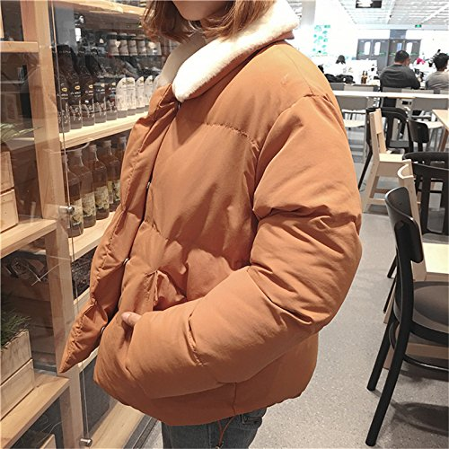 Over And Bread Bean Female Jacket Winter Sleeved Cotton And green Long Cotton A Autumn Clothing Wild paste Xuanku Pasted Coat Cotton ng7U8qxwEI