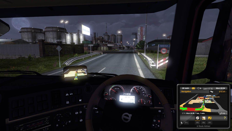 Euro Truck Simulator 2 Gold (PC DVD): Amazon in: Video Games