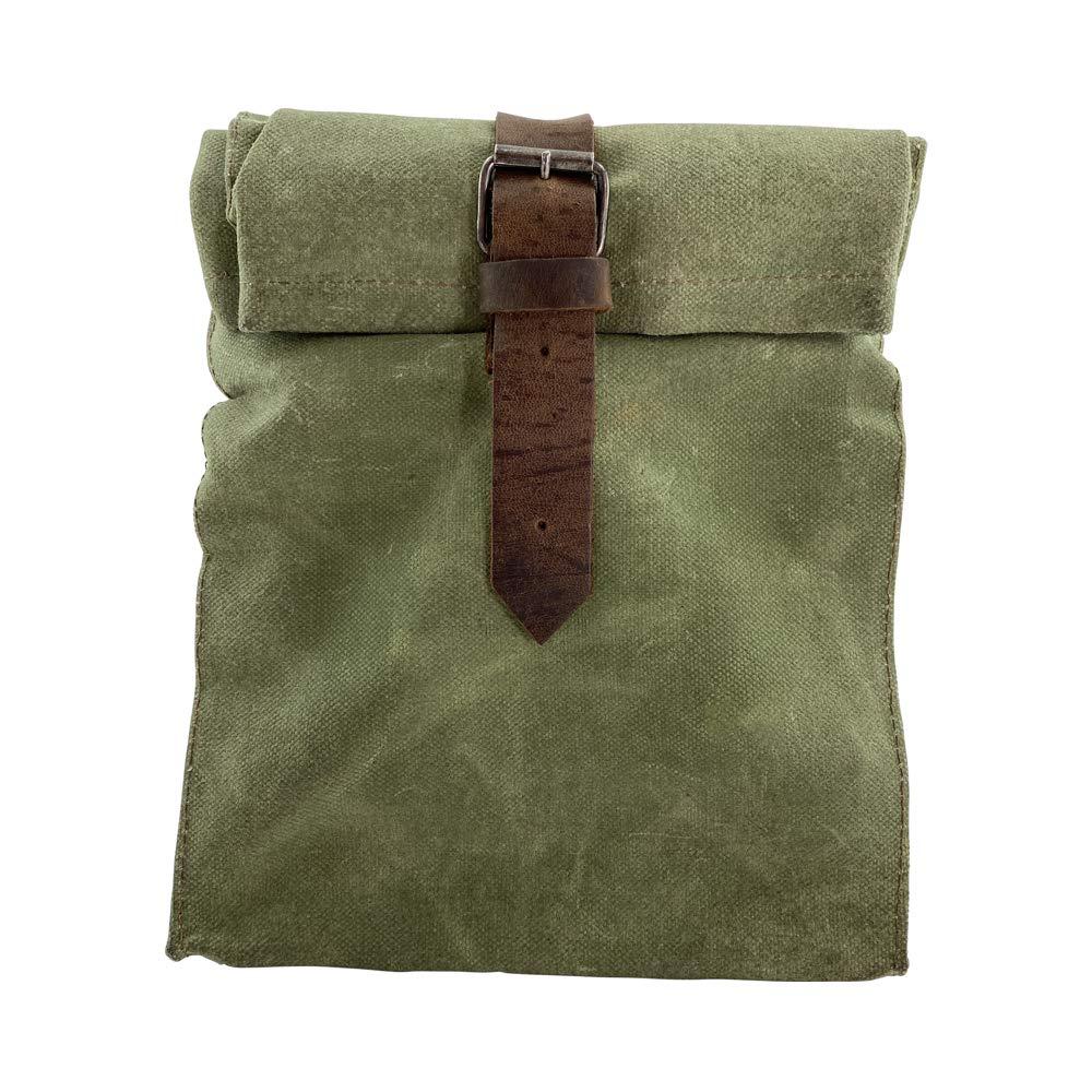 Heavy Duty Waterproof Waxed Canvas All Purpose Bag Handmade by Hide & Drink