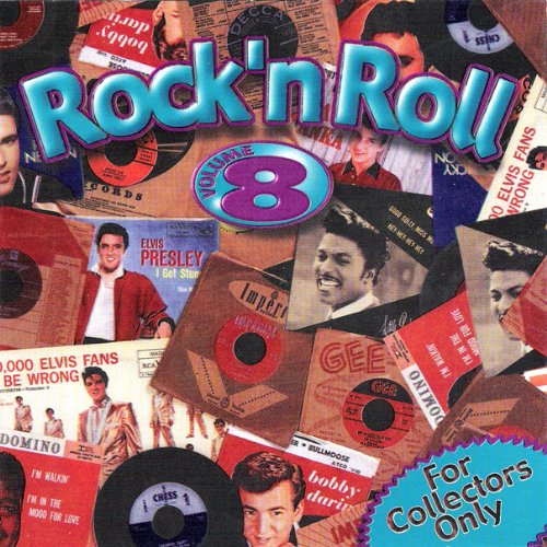 Then He Kissed Me; Suspicion; Poor Little Fool; You Are My Destiny; Tell Him No; Magnolia; Green Door; You're Sixteen; Nineteen, Ninety Nine (1999); Tell Her Bye; Rock N' Roll for Collectors Only Vol. 8