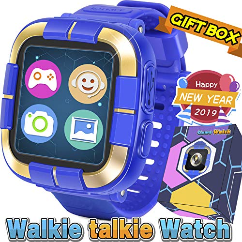 [2019 NEW]Kids Game Smart Watch for Boys Girls, 1.5