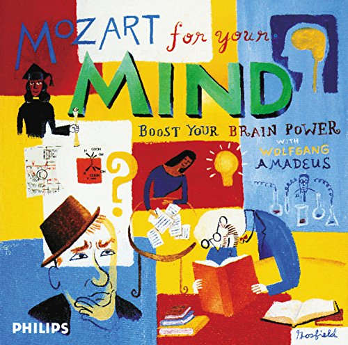 Mozart For Your Mind - Boost Y...