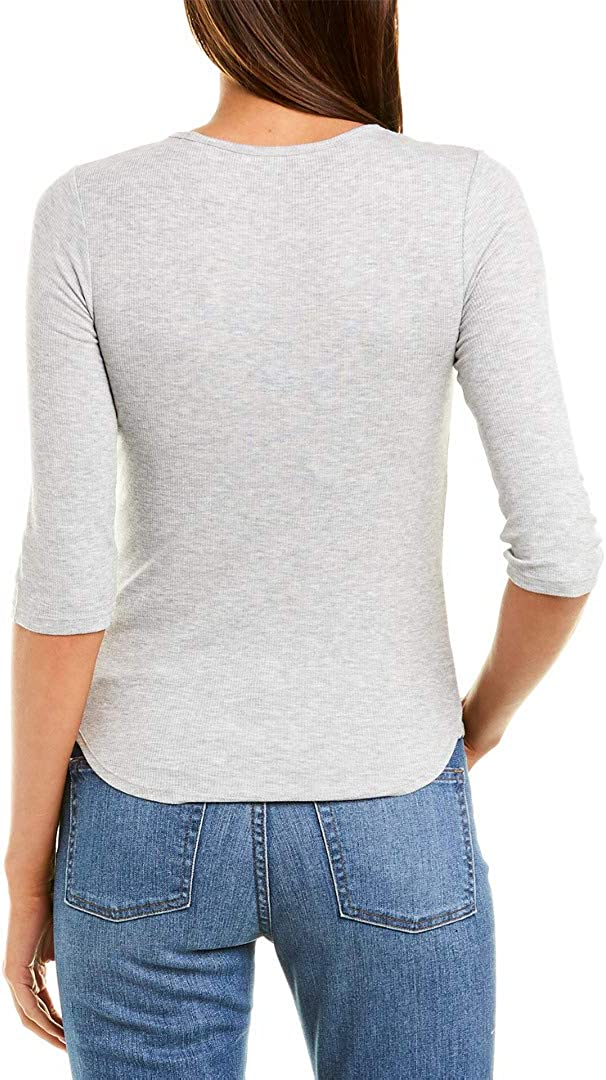 Vince Elbow-Sleeve Top