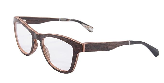 c1624591675 SHINU Wood Glasses Frames Anti Blue Ray Eyewear Wooden Computer Glasses -6118(walnut