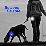Dog Collar Light, Safety LED Lights for Dogs and