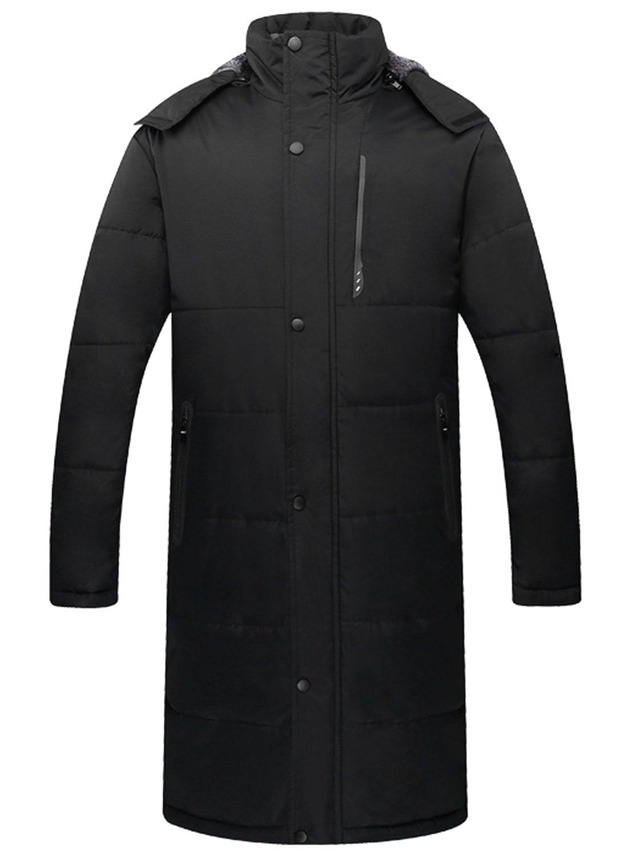 Yifun Outdoor OUTERWEAR メンズ B076X5WHS6  ブラック L