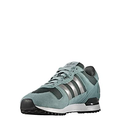 6aaae6ae29bac adidas Mens Originals Mens ZX 700 Trainers in Green - UK 13.5 ...