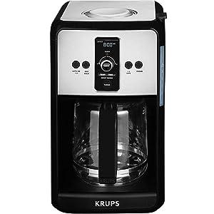 KRUPS Turbo Savoy EC411050 12-Cup Coffeemaker