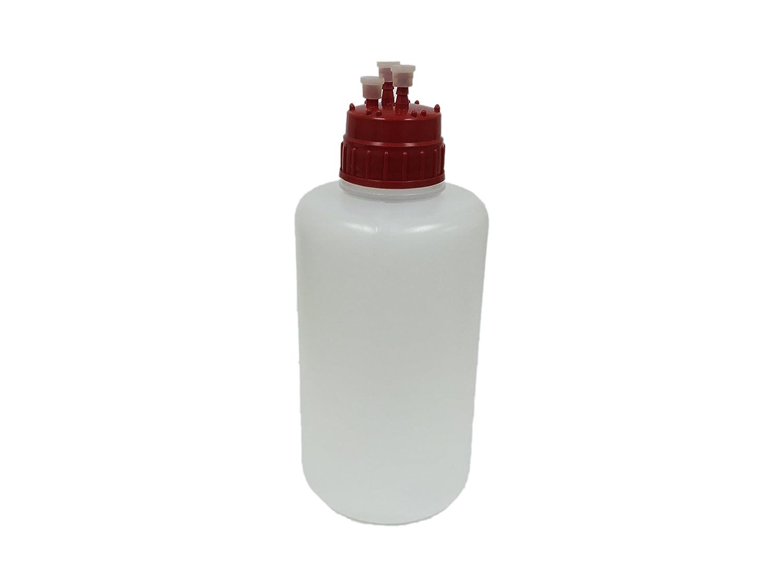 Argos tecnologías ev600 plástico m-vac Jr. Polipropileno Botella ...