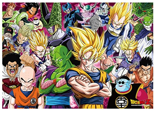 Jigsaw Puzzle and dragonball Z bionic man Sell 1000piece