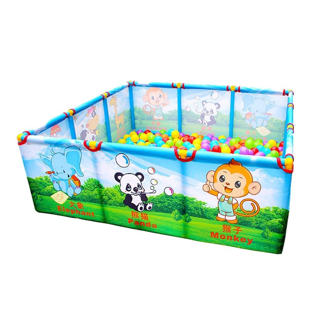 新作商品 ベビープレイペン 漫画の子供赤ちゃんPlaypenベビー幼児のガードレールの安全フェンスの子供プラスチックオックスフォード布のおもちゃ B07QN4KV9V B07QN4KV9V, キョウワチョウ:1f5cf109 --- a0267596.xsph.ru