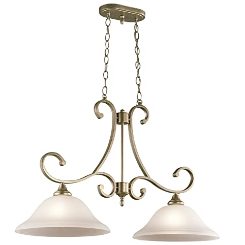 Kichler SGD Light Island Chandelier Amazoncom - 2 light island chandelier