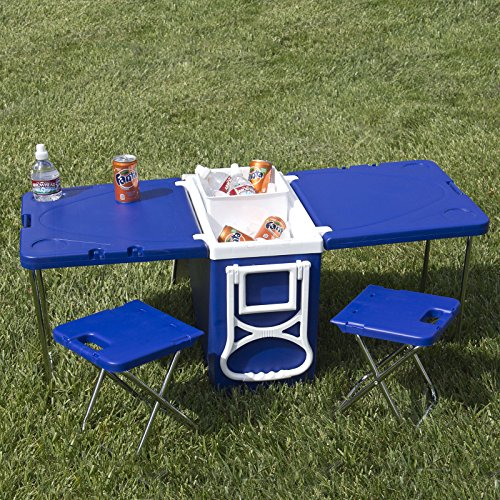 multi-function-rolling-cooler-with-table-and-2-chairs-picnic-camping-outdoor