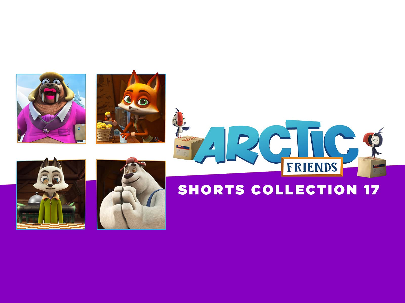 Clip: Arctic Friends on Amazon Prime Video UK