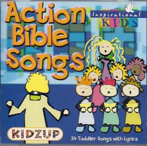 Action Bible Songs by Kidzup Productions