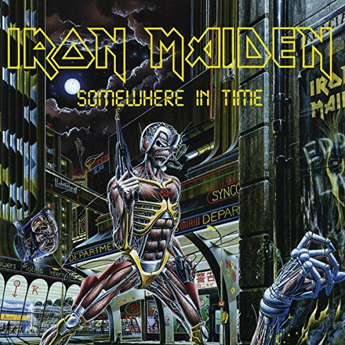 Iron Maiden - Somewhere In Time [lp] - Zortam Music