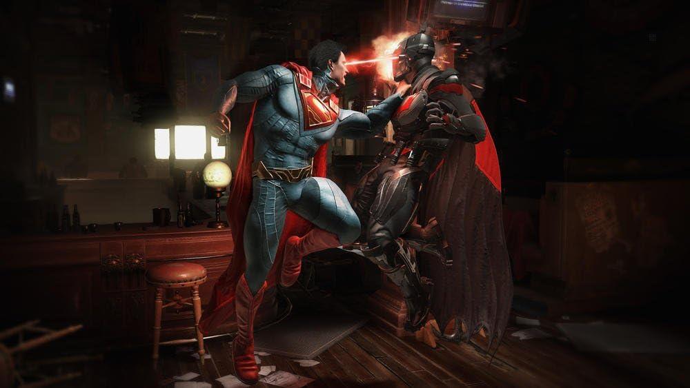 Sony Injustice 2, PS4 PlayStation 4 vídeo - Juego (PS4 ...