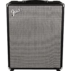 1 of Fender Rumble 200 v3 Bass Combo Amplifier