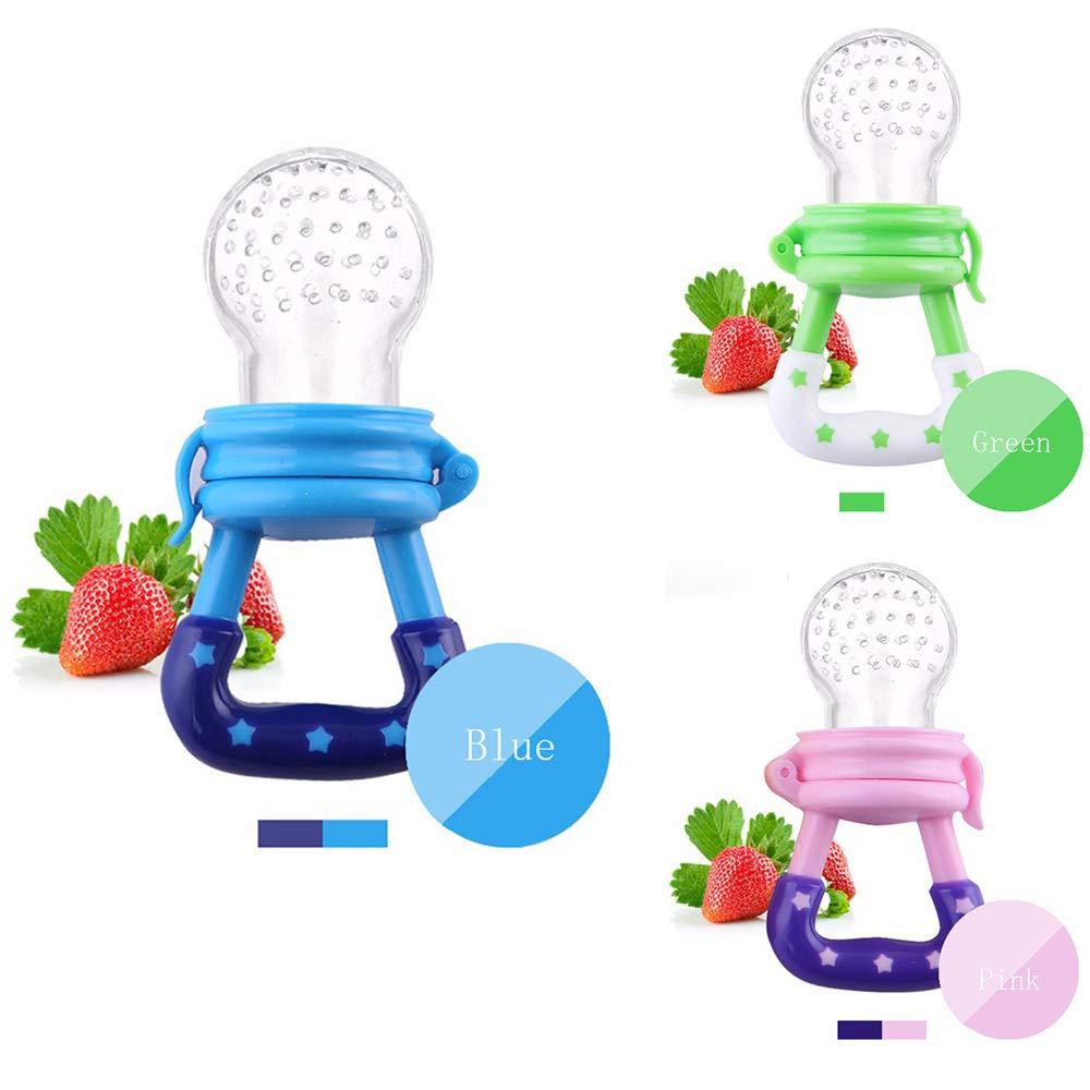 Comedero/chupete de fruta para bebés - Alimentador de ...