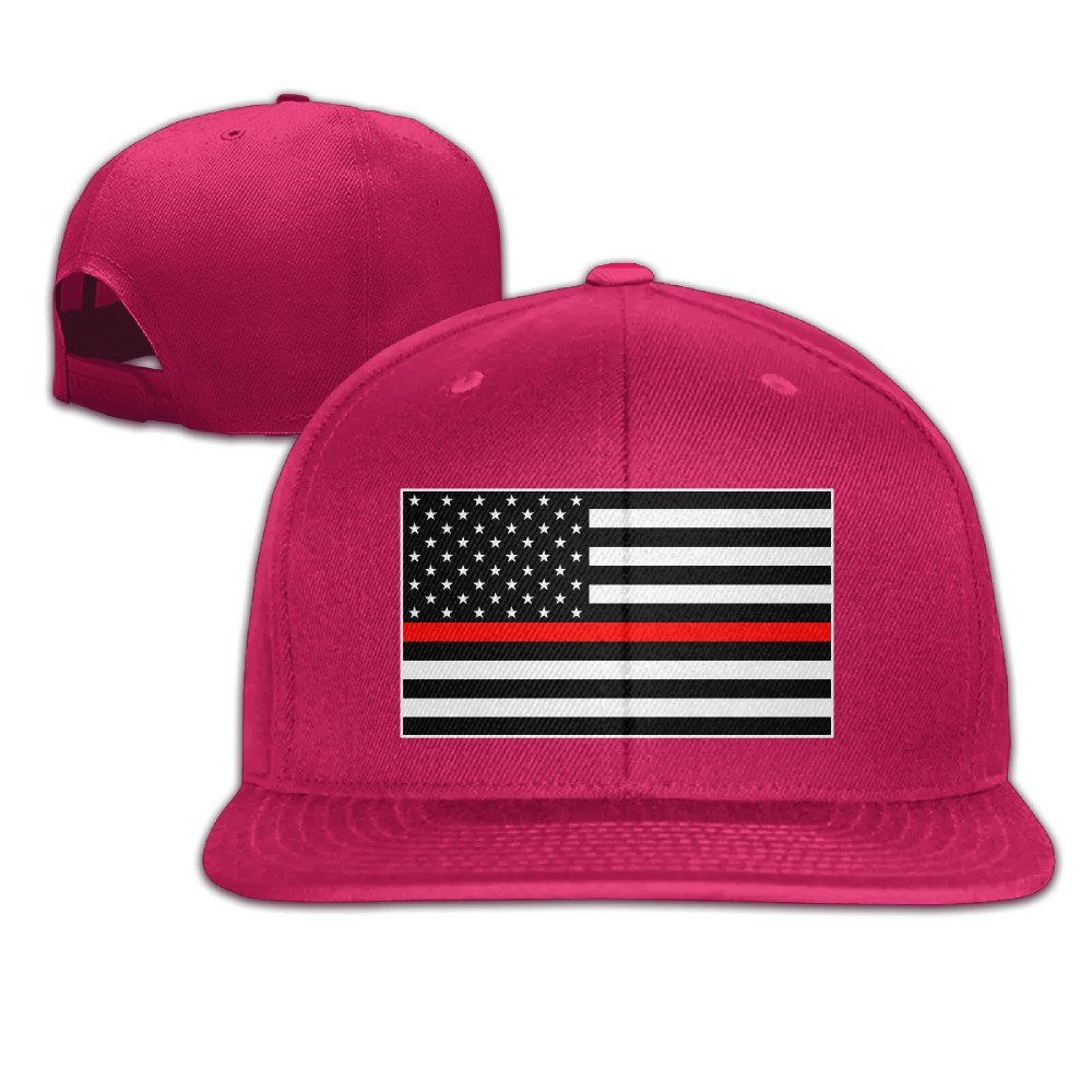 9bfae7f18e709b American Flag Thin Red Line Trucker Hat Baseball Cap at Amazon Men's  Clothing store: