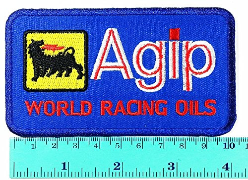 3-patch-agip-oil-car-motorcycles-racing-biker-logo-jacket-patch-sew-iron-on-embroidered-symbol-badge
