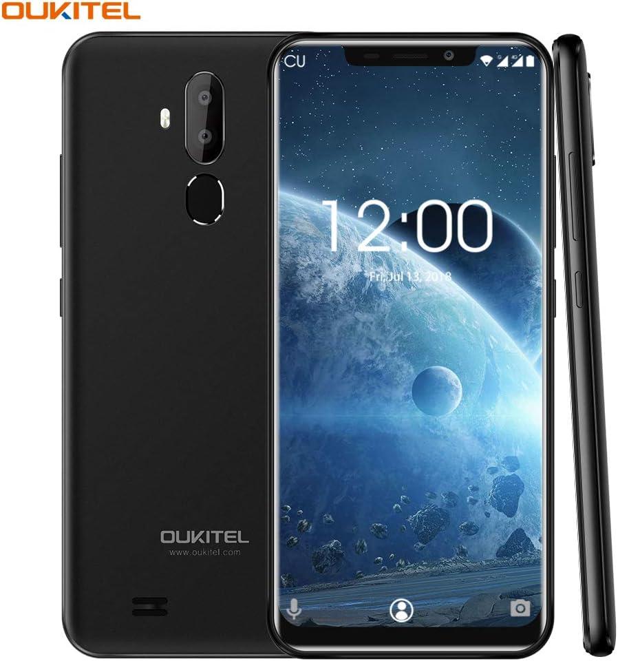 OUKITEL C12 Pro – 4G LTE Smartphone Libre 6.18