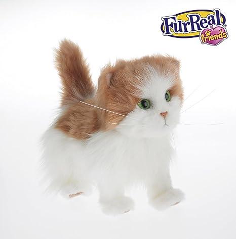 Amazon.es: Hasbro Fur Real Friends Gatita andarina - Gato de ...