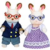 Calico Critters Hopscotch Rabbit Grandparents
