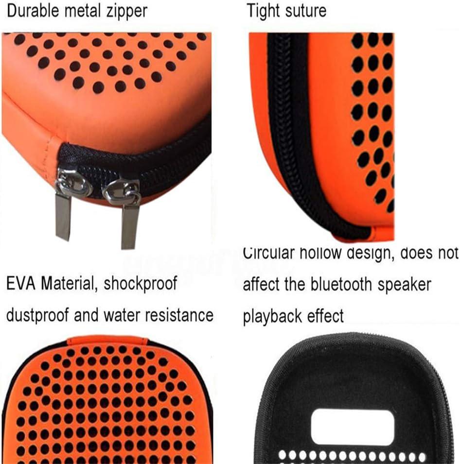 heaven2017 Shockproof Carrying EVA Storage Case Bag for B-ose S-oundlink Micro Black