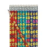 Fun Express - Emoji Pencil - Stationery - Pencils - Pencils - Printed - 24 Pieces