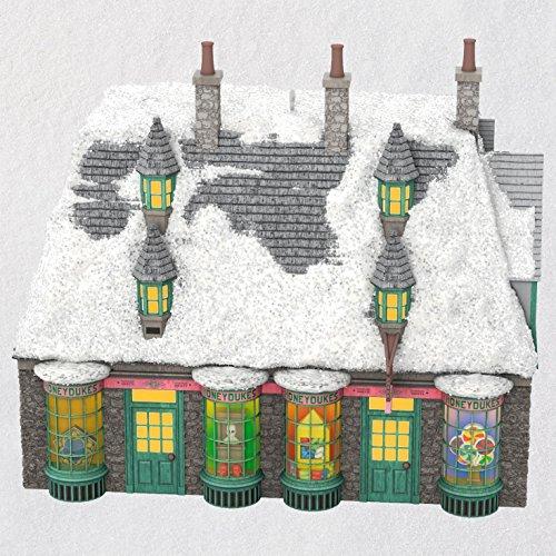 (Hallmark Christmas Ornament Keepsake 2018 Year Dated, Harry Potter Sweet Shop, Honeyduke's)