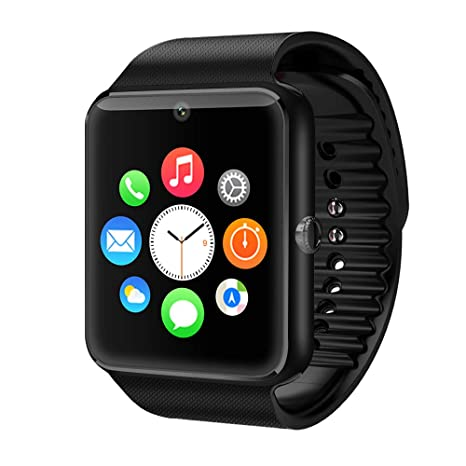 Amazon.com: Smart Watch,Maoday Bluetooth Smartwatch Touch ...
